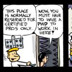 Overhaul academia - except in engineering