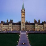 Centre block, Parliament Buildings, Ottawa, ON, Canada