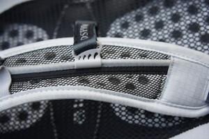 Osprey shoulder strap detail