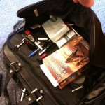 What's In My Bag: Just Back From Traveling